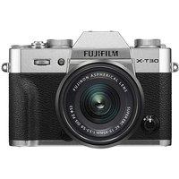 Fujifilm X-T30 Camera XC Lens Kit.