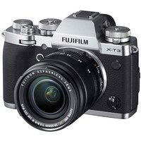 Fujifilm X-T3 Camera with 18-55mm Lens.