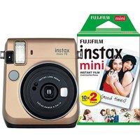 Fujifilm Instax Mini 70 - With 30 Shots.