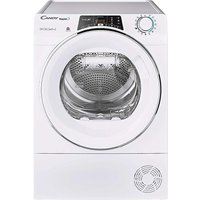 Candy ROH9A2TCE Tumble Dryer + INSTALL.