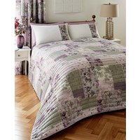 Mabel Quilted Throw Large