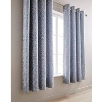 Stranford Lined Eyelet Curtains
