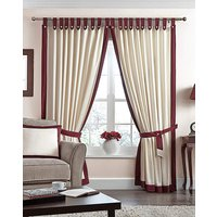 Harlington Tab-Top Lined Curtains