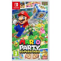 Mario Party Superstars (Switch).