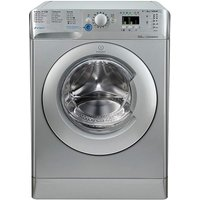 Indesit BWA81483XSUK 8kg Washing Machine.
