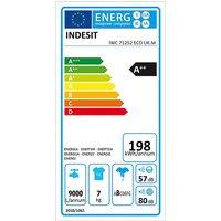 Indesit Eco 7kg LED Washer + Install.