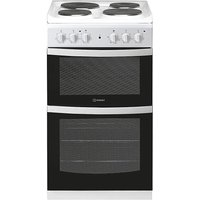 Indesit ID5E92KMW Twin Cooker + Ins.