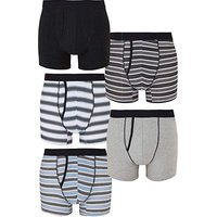 Capsule Stripe Pack of 5 A Fronts