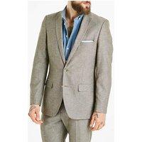 WandB London Oatmeal Mix Suit Jacket R