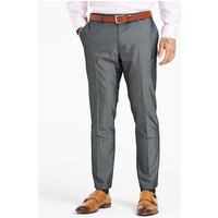 Charcoal Tonic Suit Trousers