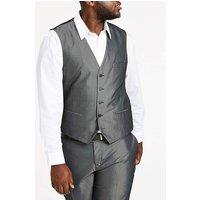 Charcoal Tonic Suit Waistcoat