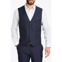 Navy Value Suit Waistcoat