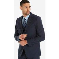 WandB London Navy Slim Value Suit Jacket R