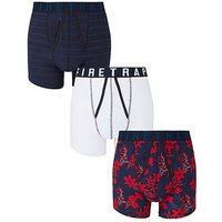 Firetrap Pack of 3 A-Fronts