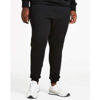 Black Cuffed Jog Pants 31 in