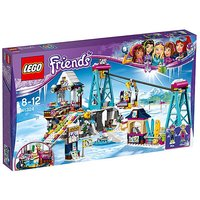 LEGO Friends Winter Snow Resort Ski Lift