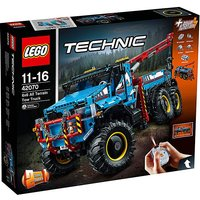 LEGO Technic 6x6 All Terrain Truck RC