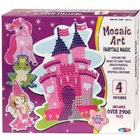 Mosaic Art Fairytale Magic.
