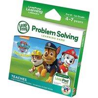 LeapFrog Learning Game Paw Patrol