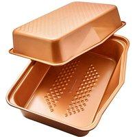 MasterClass Ceramic Roasting Tray & Lid