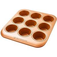 MasterClass Ceramic Non-Stick Muffin Tin
