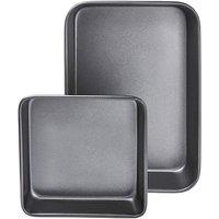 MasterClass Twin Pack Roast & Bake Pans