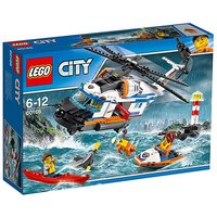 LEGO City Coast Guard Rescue Helicopter