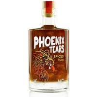 Phoenix Tears Spiced Rum.