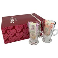 Costa Coffee Latte Set for 2.