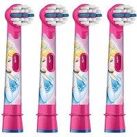 Oral B 4 Kids Disney Toothbrush Heads