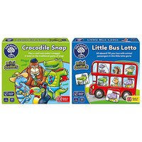 Pack of 2 Snap and Lotto Mini Fun