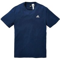Adidas Navy Essentials Base T-shirt