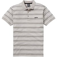 Mitre Stripe Polo Regular.