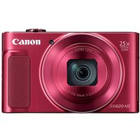Canon PowerShot SX620 HS Camera Red.