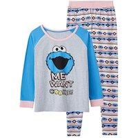 Cookie Monster Pyjama Set