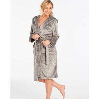 Pretty Secrets Luxury Hooded Gown 42in