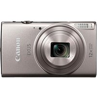 Canon IXUS 285 HS Camera Silver