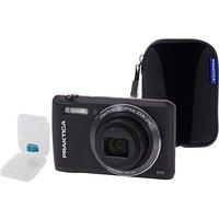 PRAKTICA Luxmedia Z212 Black Camera Kit