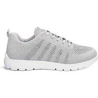 Lace Up Leisure Shoes E Fit