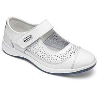 Cushion Walk Leather Shoes EEEEE Fit