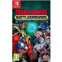 Transformers Battlegrounds Switch.