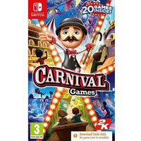 Carnival Games Code in a Box Switch.