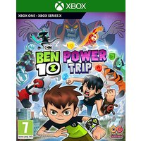 Ben 10 Power Trip Xbox One