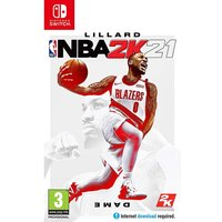 NBA 2K21 Switch.