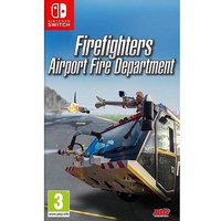 Firefighters Airport Fire Department