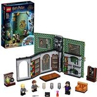 LEGO Hogwarts Moment: Potions Class.