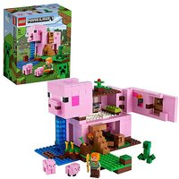 LEGO Minecraft The Pig House.