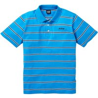 Mitre Stripe Polo Long.