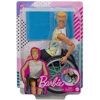 Ken Fashionista with Wheelchair.