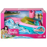 Barbie Speed Boat.